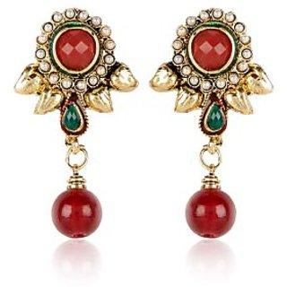 Shining Diva Elegant Hanging Earrings
