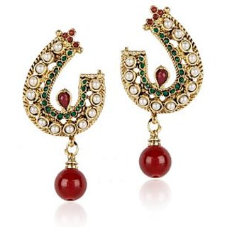 Shining Diva Exquisite Hanging Earrings