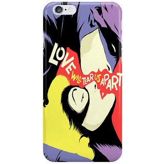 Dreambolic Love Vigilantes Reversed I Phone 6S Back Covers
