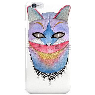 Dreambolic Martian Cat I Phone 6S Back Covers