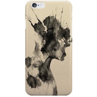 Dreambolic Scream I Phone 6S Back Covers