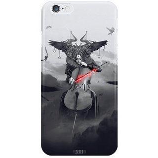 Dreambolic Silence I Phone 6S Back Covers