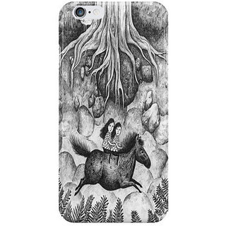 Dreambolic Sisters I Phone 6S Back Covers