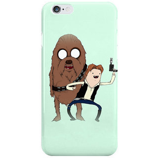 Dreambolic Space Adventure Mans Best Friend I Phone 6S Back Covers