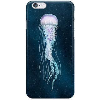 Dreambolic Space Jelly I Phone 6S Back Covers