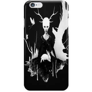 Dreambolic Space Within I Phone 6S Back Covers