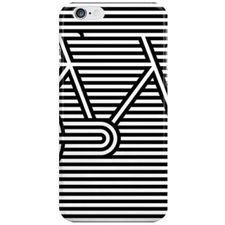 Dreambolic Speed I Phone 6S Back Covers
