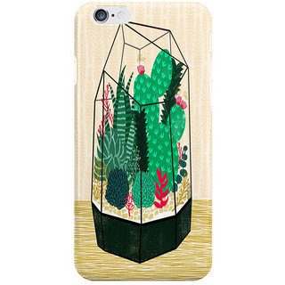 Dreambolic Terrarium Geodesic I Phone 6S Back Covers