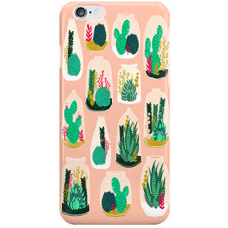 Dreambolic Terrariums Cute Little Planters I Phone 6S Back Covers