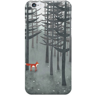 Dreambolic The Fox And The Forest I Phone 6S Back Covers