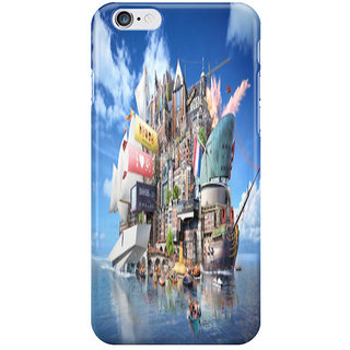 Dreambolic The Kings Windjammer I Phone 6S Back Covers