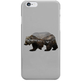 Dreambolic The Kodiak Brown Bear I Phone 6S Back Covers
