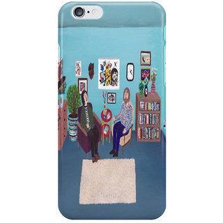 Dreambolic The Psychiatrists Room I Phone 6S Back Covers