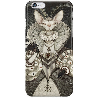 Dreambolic The Queen I Phone 6S Back Covers