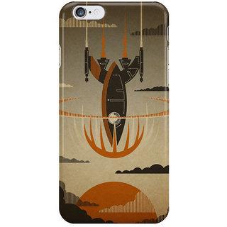 Dreambolic The Return I Phone 6S Back Covers
