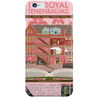 Dreambolic The Royal Tenenbaums I Phone 6S Back Covers