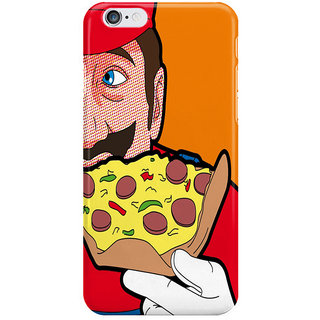 Dreambolic The Secret Life Of Heroes Mariofood I Phone 6S Back Covers