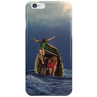 Dreambolic Tumult I Phone 6S Back Covers