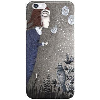 Dreambolic Winter Twilight I Phone 6S Back Covers