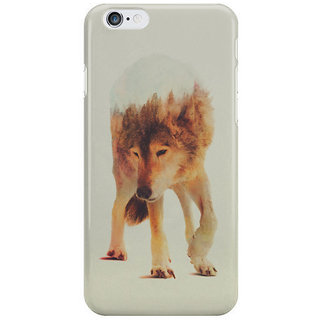 Dreambolic Wolf In The Woods I Phone 6S Back Covers