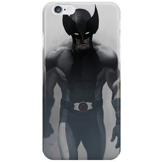 Dreambolic Wolverine X Force I Phone 6S Back Covers