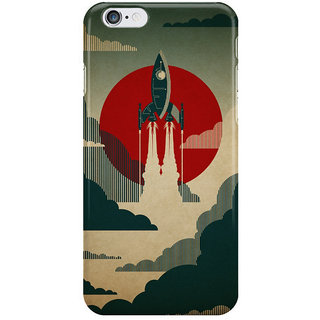 Dreambolic The Voyage I Phone 6S Back Covers