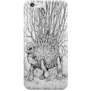 Dreambolic The Wandering Home I Phone 6S Back Covers