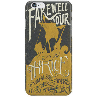 Dreambolic Thrice Farewell Tour Alternate Limited I Phone 6S Covers