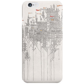 Dreambolic Zenobia I Phone 6S Back Covers