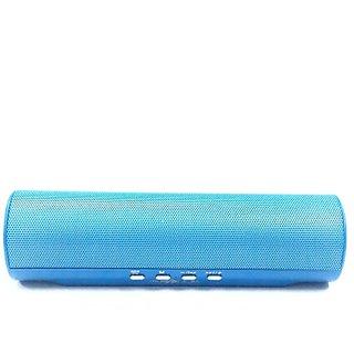 Portable bluetooth speaker-MINI MUSIC BOX- C-86 (BLUE)