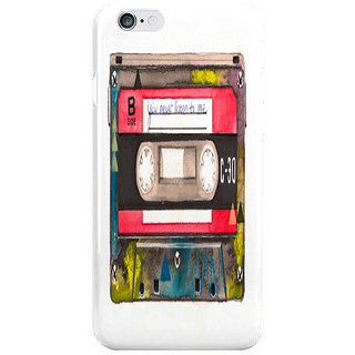 Dreambolic You Never Listen I Phone 6 Plus Mobile Cover