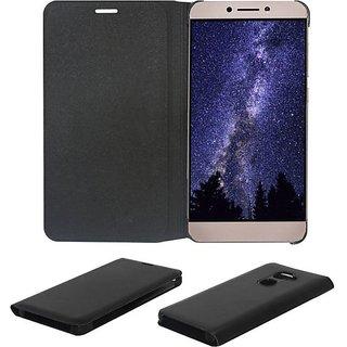 Samsung Galaxy J5 (2016) High quality Full Leather Black Flip Case