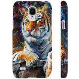 Enthopia Samsung S4 Mini Case - ED 5136 - BENGAL TIGER