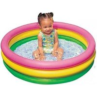 Intex Inflatable Baby Pool - 03 Feet 58824