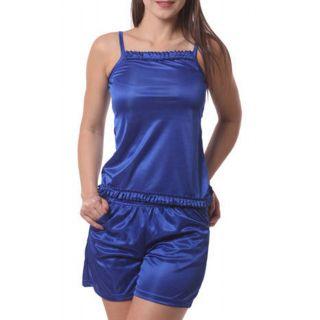 Satin Lycra Night Dress Nighty For Womens