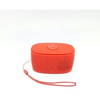 MINI MUSIC BOX-portable bluetooth speaker (red)