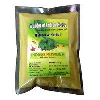 Natural Indigo Powder (Indigofera Tinctoria) 100g