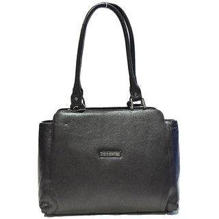 Moochies Ladies Genuine Leather Purse,Color-Dark Brown emzmoclpN1drkbrown