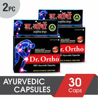 Dr. Ortho Ayurvedic Capsules 30Caps (Pack of 2)