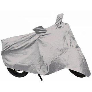 Bike Cover for Honda Dream Yuga-Silver