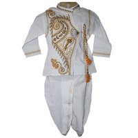 Dhoti Kurta Indian Style for Kids (09-18 Months) #FirstSmil