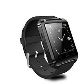 Smart Bluetooth Wrist Watch Phone BLK for IOS Android in Guntur (AP)