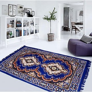 Home Decor Polyester Carpet (52x75 inches)