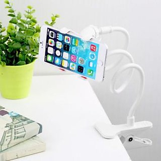 Imported Universal Long Lazy Mobile Phone Holder Stand For Bed Desk Table Car (N