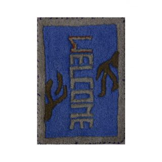 Die Designers Studio Hand Tufted Door Mat