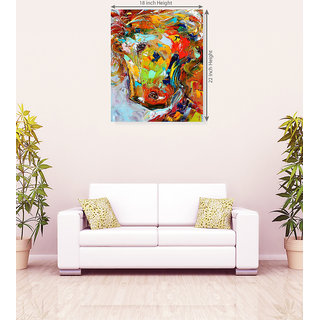 Horse Multi ColorFul Romantic Canvas Oil Painting