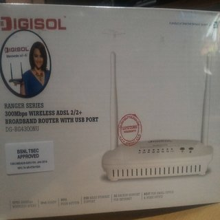 Digisol 300 Mbps Wireless Repeater (DG-WR3001N)