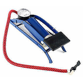 Air Pressure Foot Pump For Bike Car Cycle Toys Tyre available at ShopClues for Rs.399