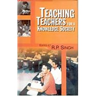 Teaching Teachers For Knowledge Society
