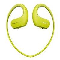 Sony NW-WS413 Waterproof and Dustproof Walkman (4GB) - Lime Green with 1 year Sony India Warranty